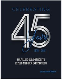 45th Annual Meeting - 2020 Annual Report
