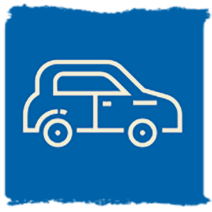 Icon of vehicle