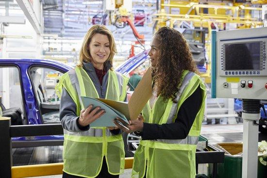 Manufacturing Women