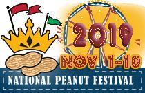 National Peanut Festival Logo