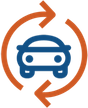 Icon of vehicle