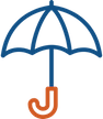 Icon of umbrella